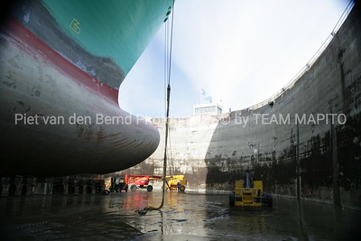 Offshore photographer Frans van den Bemd | team Mapito subcontractor for Damen Shiprepair.