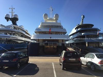 Superyacht industry, Marinas & Moorage | MAPITO Location Agency