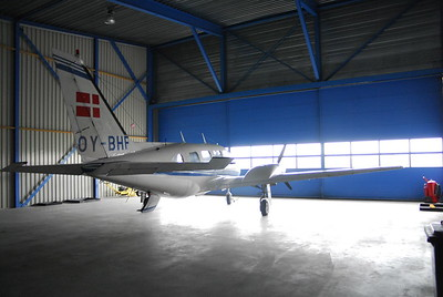Danish PA31 in Holland