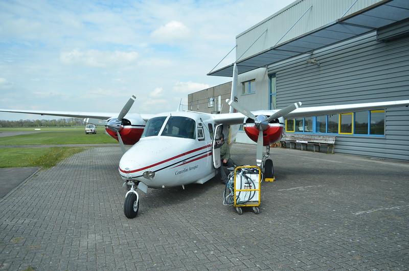 Aero Commander Holland, 2014