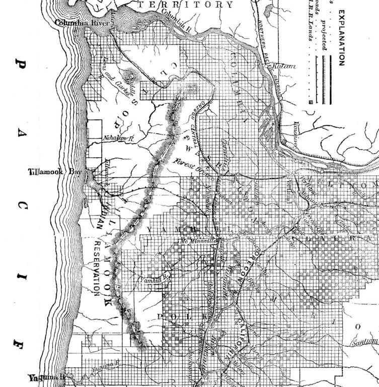 Land Maps Neahkahnievisions