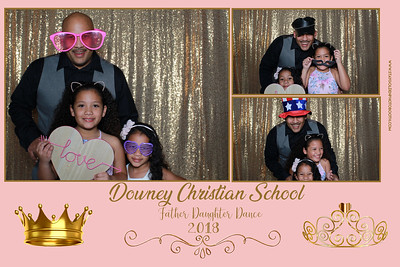 Downey Christian School Father/Daugther Dance