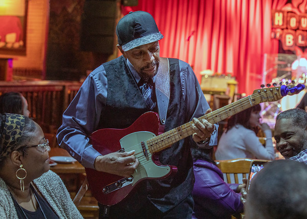 John Primer | John Primer and the Real Deal Blues Band
