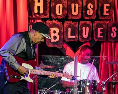 John Primer (l) and Lenny Media | John Primer and the Real Deal Blues Band