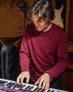 Keyboard Player | Nick Moss and Friends