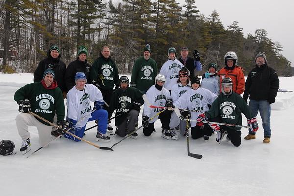 2015 Alumni Hockey Game