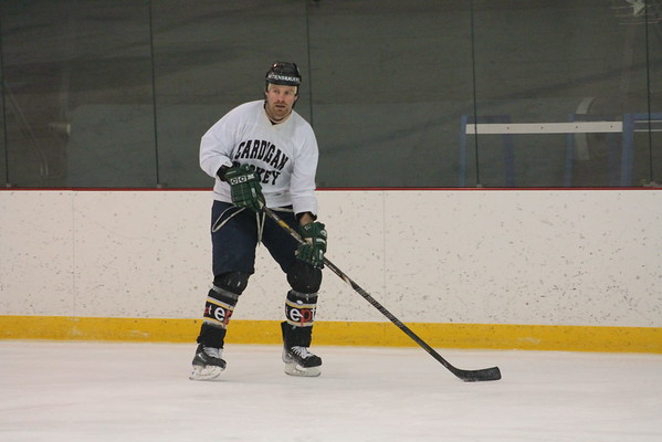 Student/Faculty Hockey Game