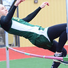 KEVIN HARVISON | Staff photo<br /> Stuart High School high jumper Sienna Hooser placed third in the high jump during Glen Stone Relays Thursday at Hook Eales Stadium.