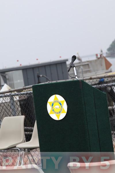 Official Change of Command Ceremony for Reginald D. Gautt & Oceal Victory