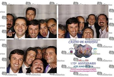 175 Aniversario - Casino de Badajoz