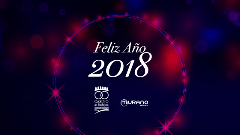Nochevieja - Casino de Badajoz - Salones Murano