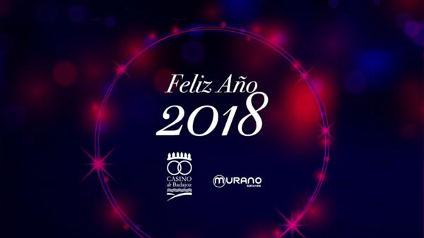 Nochevieja Casino de Badajoz - Salones Murano