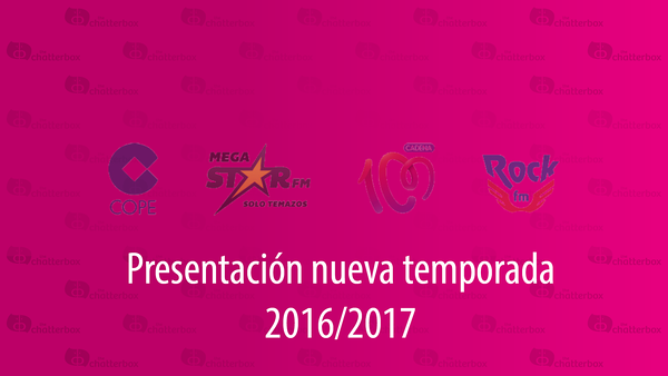 Presentación COPE 2016 Badajoz