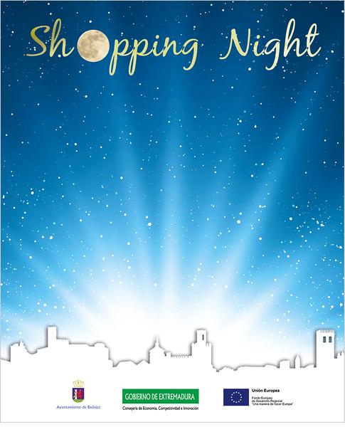 SHOPPING NIGHT BADAJOZ 4 JULIO 2015