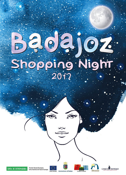 Shopping Night 2017 - Ayuntamiento de Badajoz