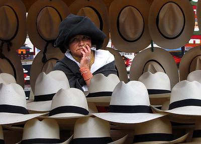 PANAMA HATS - OTAVALO
