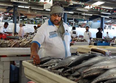 DEIRA FISH MARKET