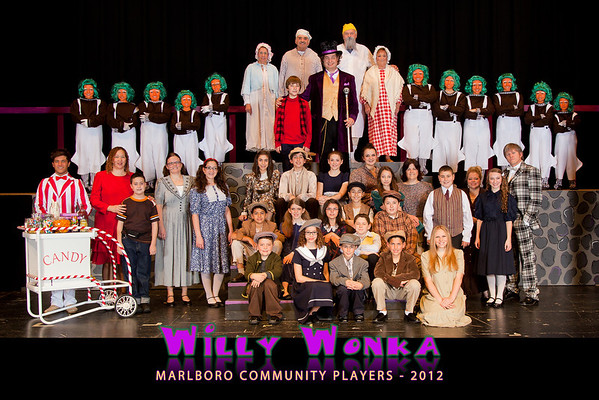 WILLIE WONNKA - Marlboro Players