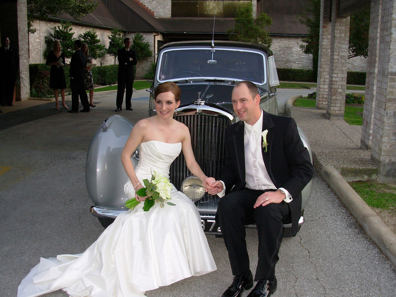 Katie & Brian March 2008