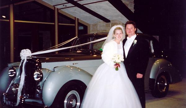 Shelley & Jon - 4 January 2003 - Houston