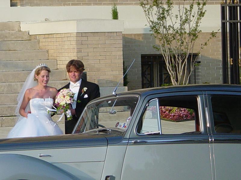 Brianne & Ryan - June 2004 Dallas