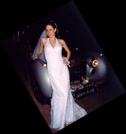 April 2003 Richmond, TX - Daughter Erika