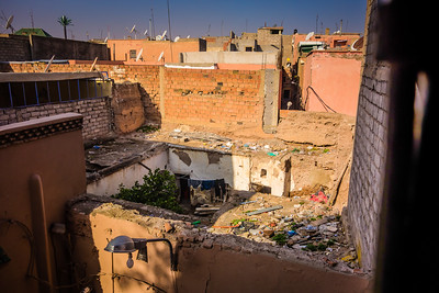 MARRAKECH off the Tourist Path