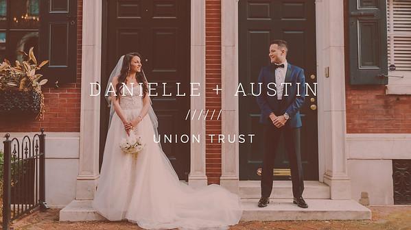 DANIELLE + AUSTIN ////// UNION TRUST