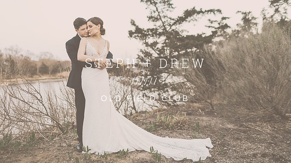 STEPH + DREW ////// OLD FIELD HOUSE