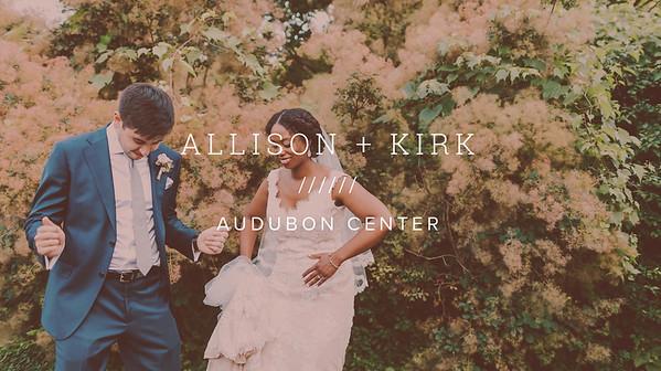 ALLISON + KIRK ////// AUDUBON CENTER