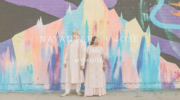 NAYANTARA + JOSE ////// MYMOON