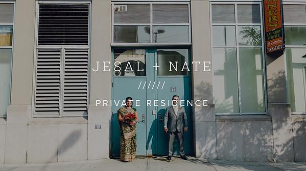 JESAL + NATE ////// PRIVATE RESIDENCE