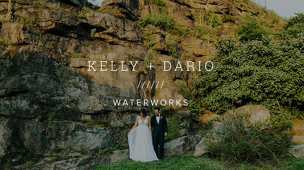 KELLY + DARIO ////// WATERWORKS