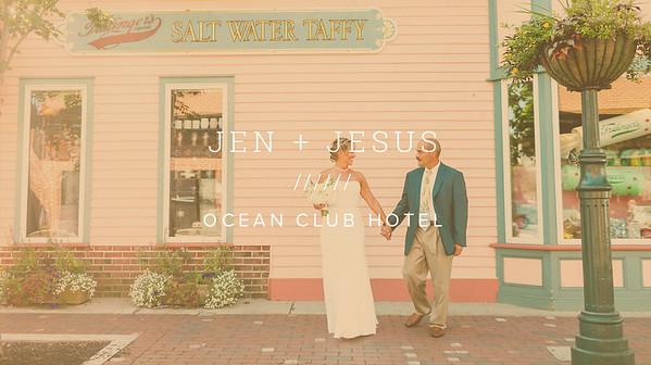JEN + JESUS ////// OCEAN CLUB HOTEL