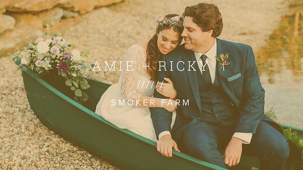 AMIE + RICKY ////// SMOKER FARM