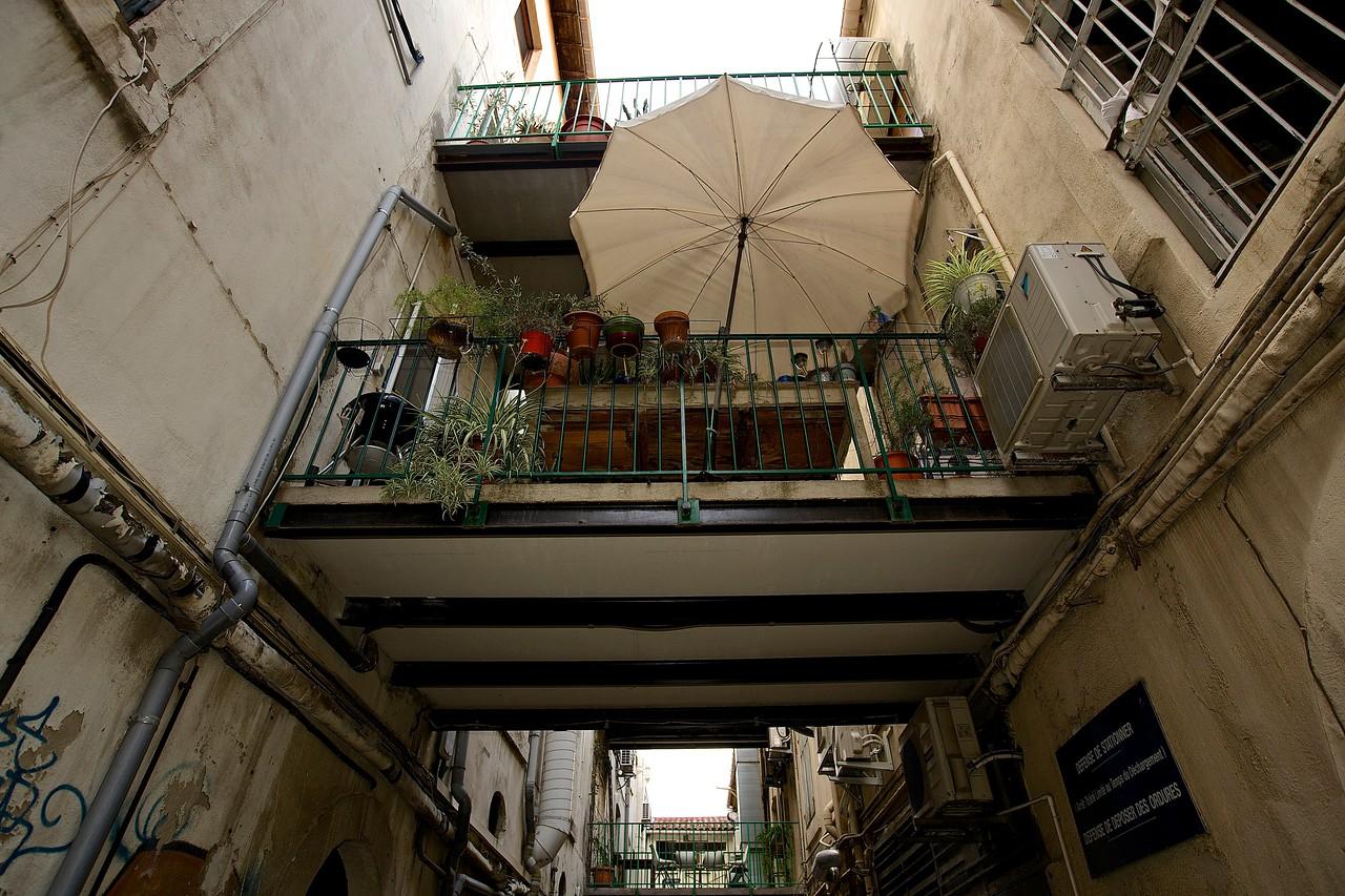 Alley, Vieux-Port