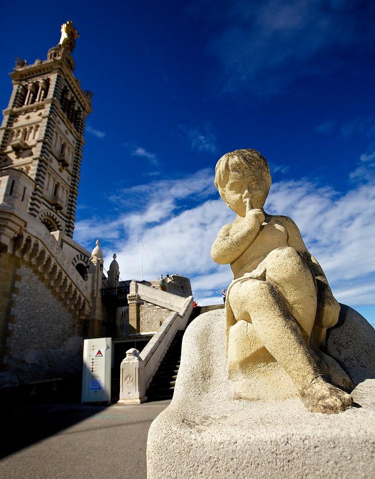 Shhh. Basilique Notre-Dame de la Garde #2