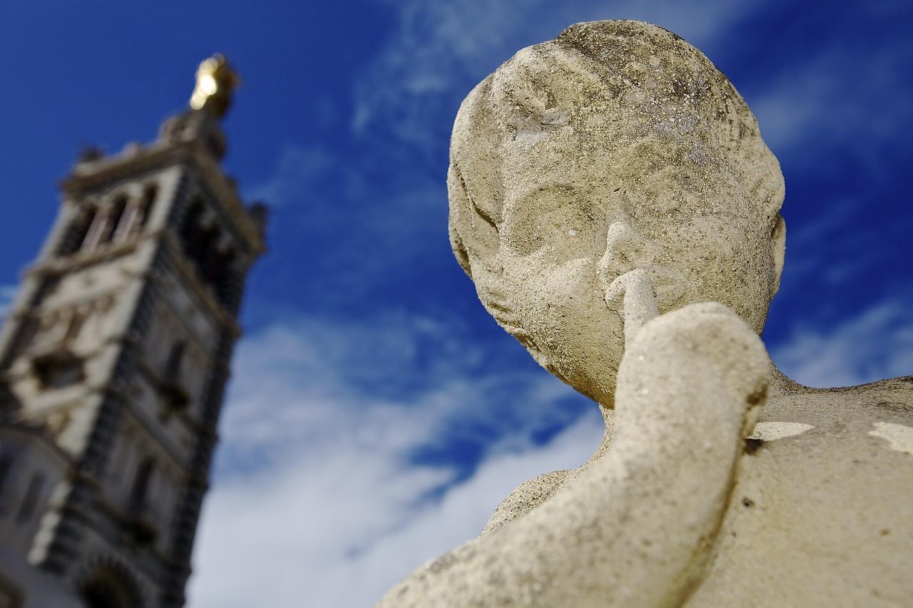Shhh. Basilique Notre-Dame de la Garde #1