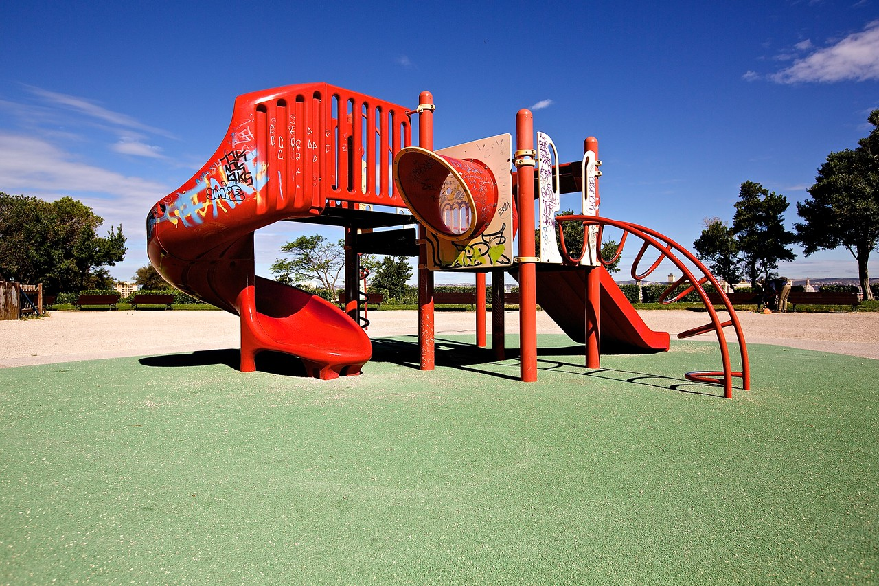 Play Structure #1