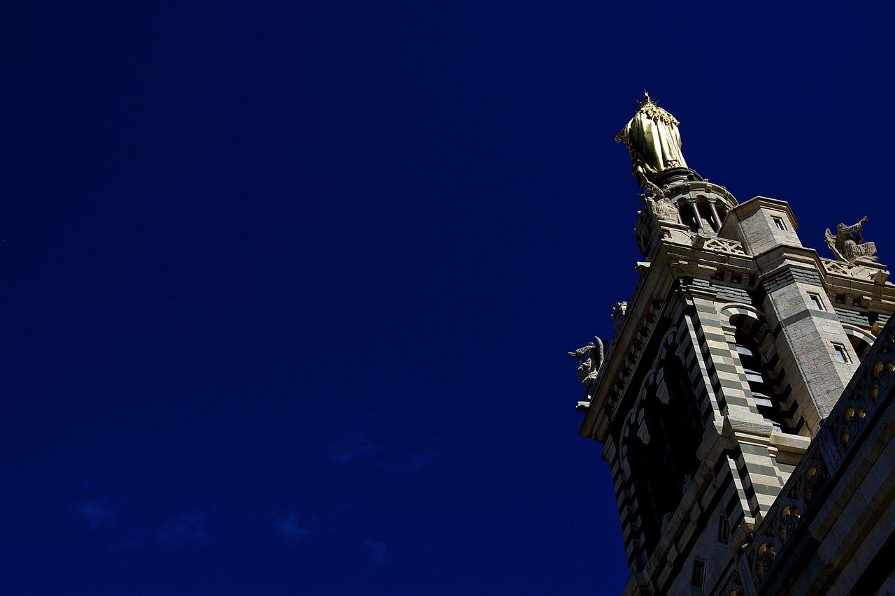 Radiance. Basilique Notre-Dame de la Garde #3