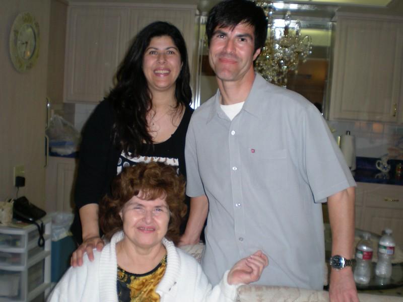 Ellen, Christine & Ermilio