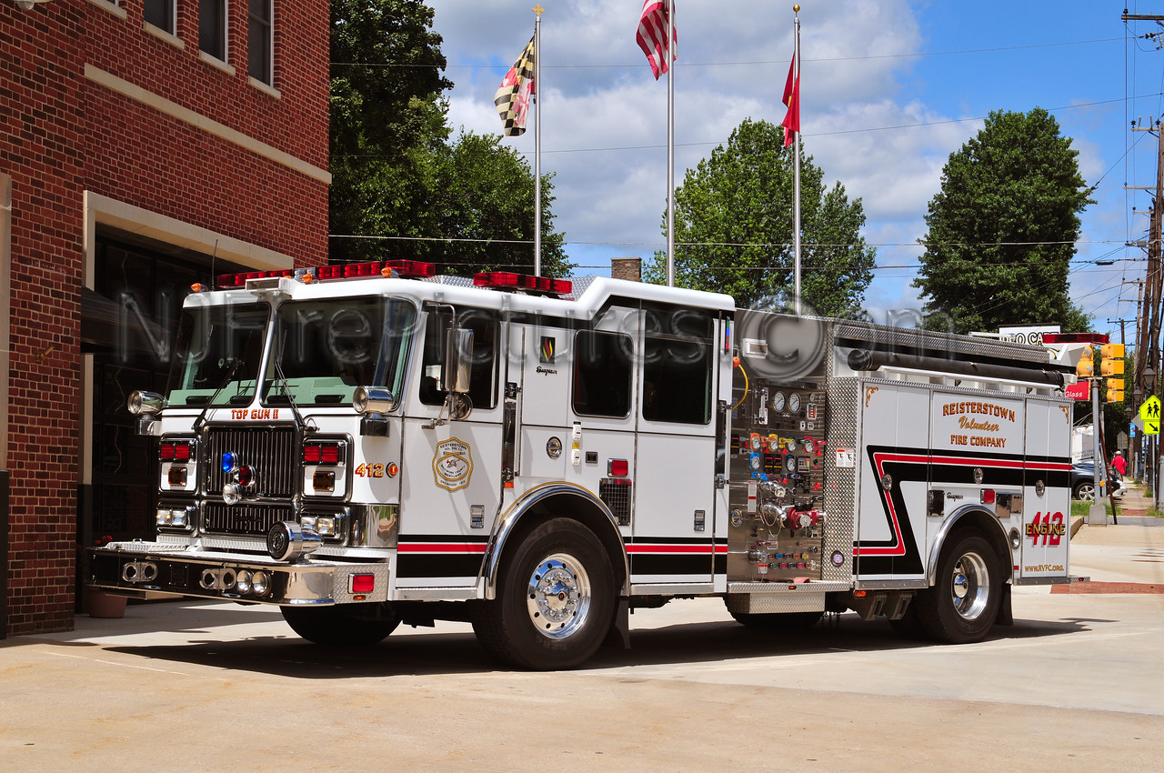 REISTERSTOWN ENGINE 412 - 2007 SEAGRAVE 2250/500/50