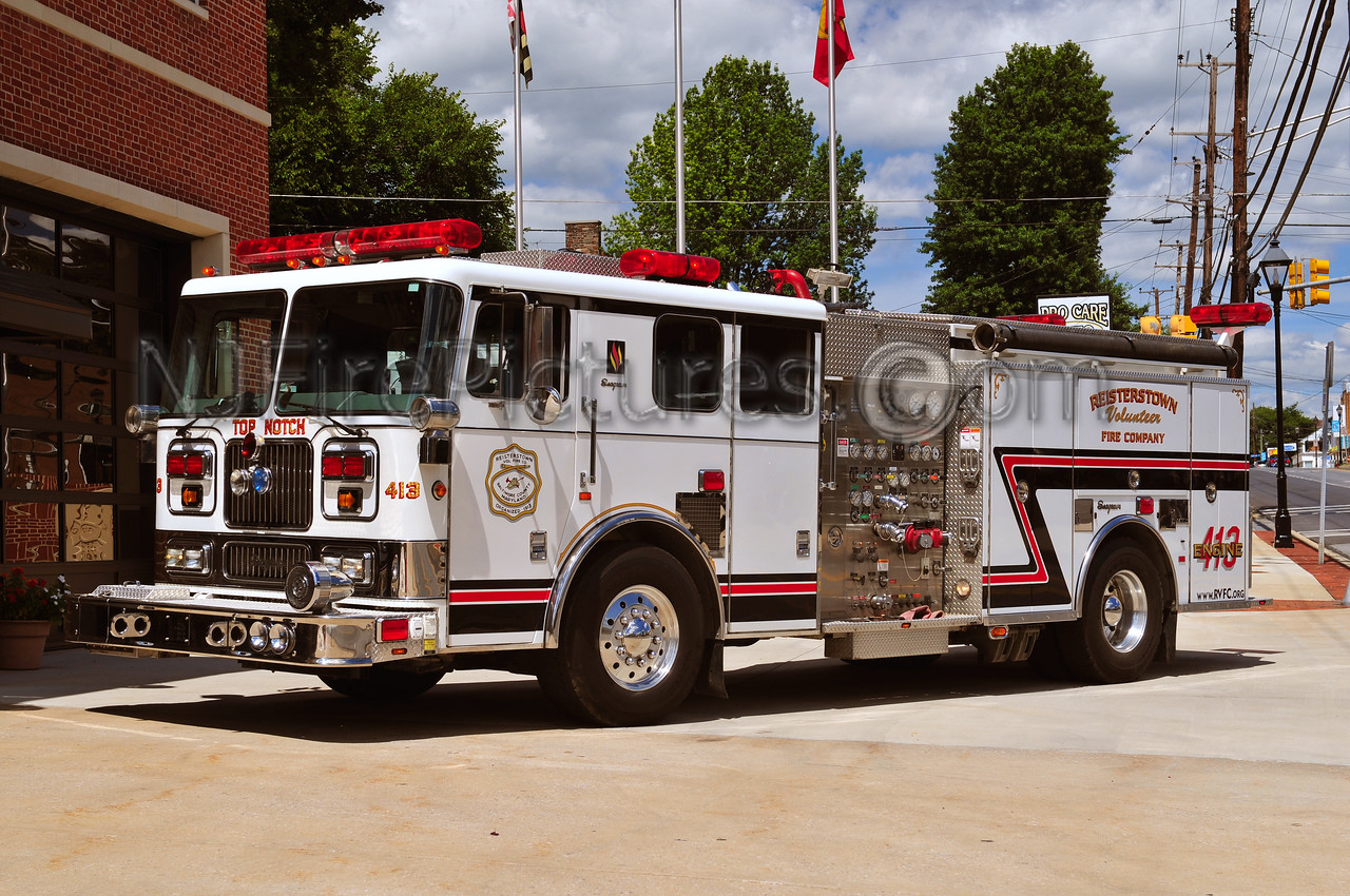 REISTERSTOWN ENGINE 413 - 1998 SEAGRAVE 2000/500