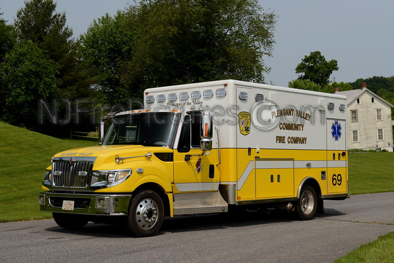 WESTMINSTER, MD AMBULANCE 69