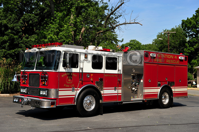 NORTH EAST, MD RESCUE-ENGINE 411