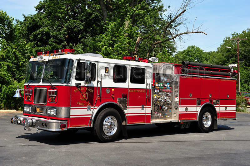 NORTH EAST, MD ENGINE 412