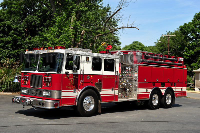 NORTH EAST, MD TANKER 414