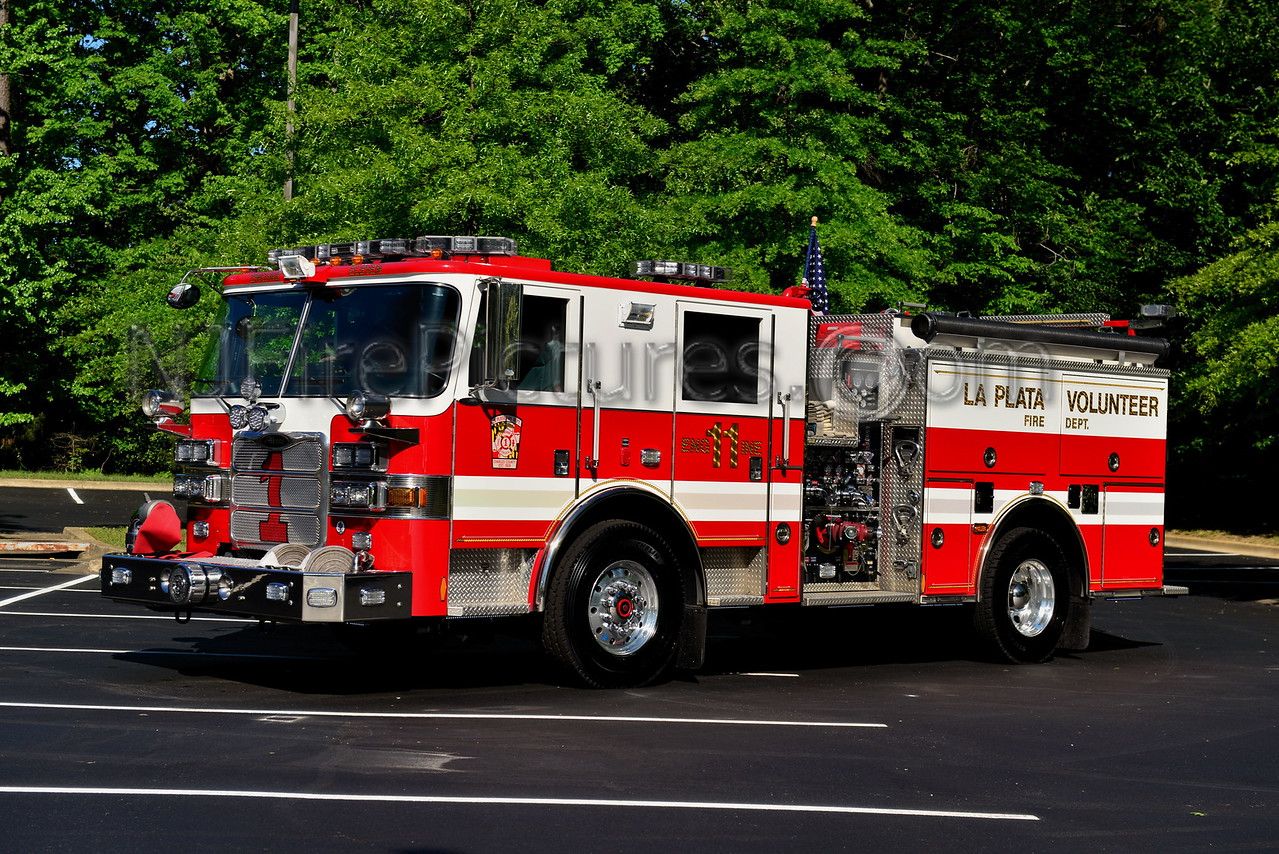 LA PLATA, MD ENGINE 11