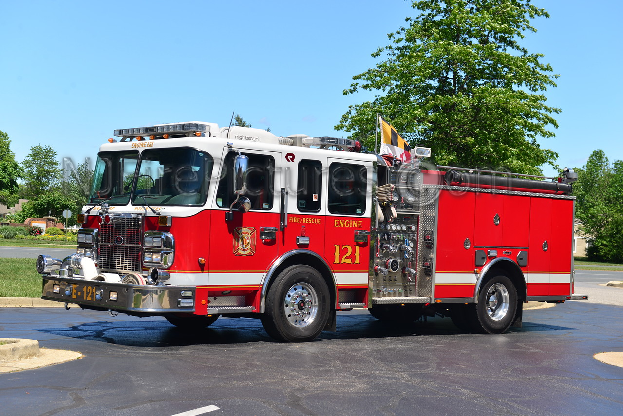 WALDORF, MD ENGINE 121