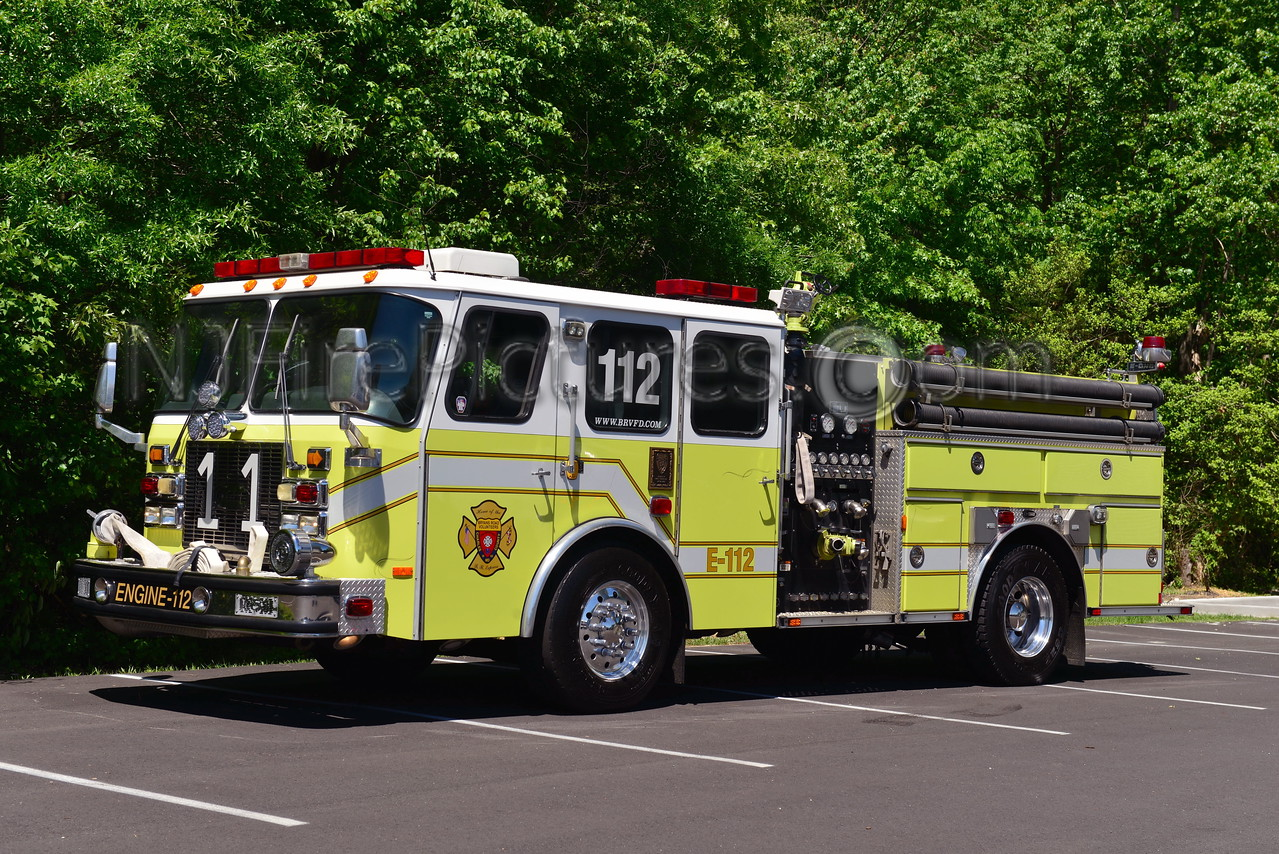 BRYANS ROAD, MD ENGINE 112